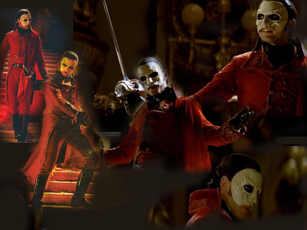 The phantom of the opera movie gerard butler